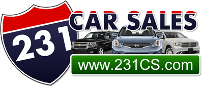 231 Car Sales Logo