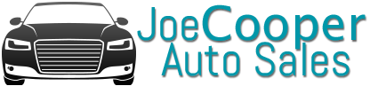 Joe Cooper Auto Sales Logo