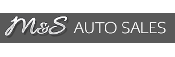 M&S Auto Sales   Logo