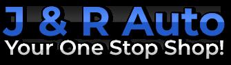 J & R Auto Complex Logo