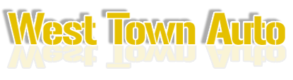 West Town Auto Logo