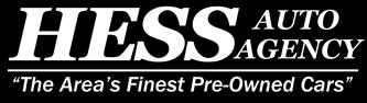 Hess Auto Agency Logo