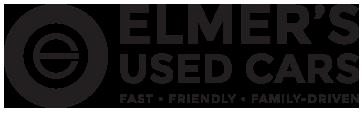 Elmer's Used Cars Logo
