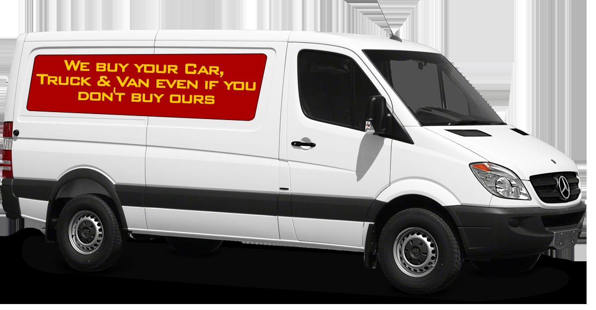 Van cutout