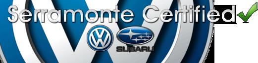 Serramonte Certified Logo