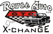 Royce Auto X-Change Logo