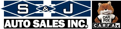 S & J Auto Sales, Inc. Logo