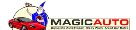 Magic Auto Logo