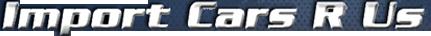Import Cars R Us Logo
