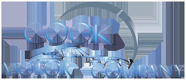 Cook Motor Company Logo