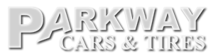 Parkway Cars and Tires Logo