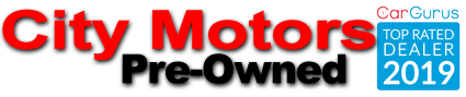 City Motors Pre-Owned Logo