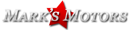 Mark's Motors Logo