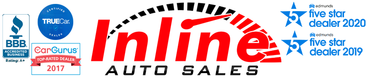 Inline Auto Sales Logo
