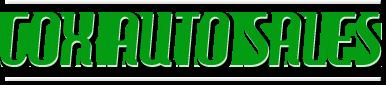 Cox Auto Sales Logo