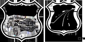 Route 146 Auto Sales Logo