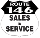 Route 146 Auto Sales Logo