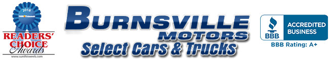 Burnsville Motors Logo