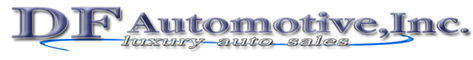 DF Automotive Inc. Logo