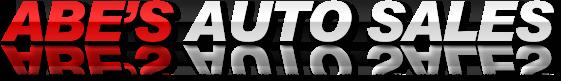 Abe's Auto Sales Logo