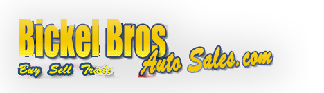 Bickel Bros Auto Sales Logo