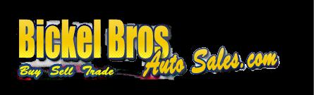 Bickel Bros Auto Sales Logo