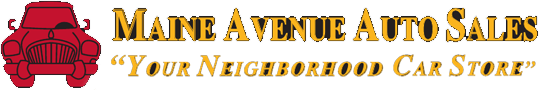 Maine Avenue Auto Sales Logo