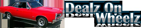 Dealz On Wheelz Logo