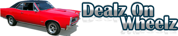 Dealz On Wheelz Logo