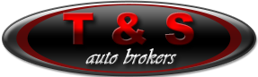 T & S Auto Brokers Logo
