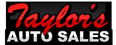Taylor's Auto Sales Logo