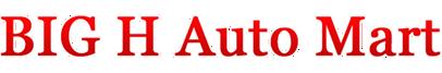 Big H Auto Mart Logo