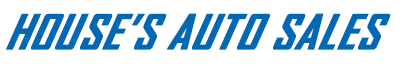 House's Auto Sales Logo