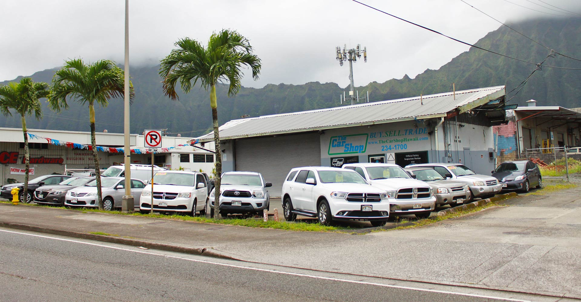 Used Cars Oahu >> Used Cars Kaneohe Hi Used Cars Trucks Hi The Car Shop