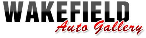 Wakefield Auto Gallery Logo