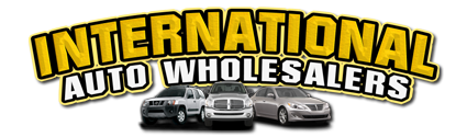 International Auto Wholesalers Logo