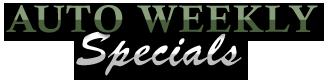 Auto Weekly Specials Logo