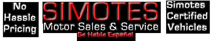 Simotes Motor Sales & Service Logo