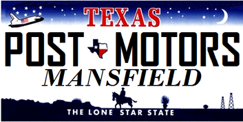 Post Motors Mansfield Logo