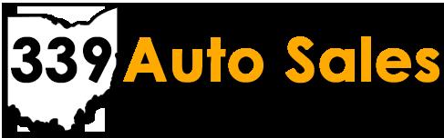339 Auto Sales Logo