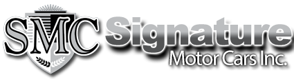 Signature Motor Cars, Inc. Logo