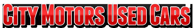 City Motors Used Cars Logo