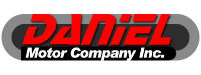 Daniel Motor Company Buy Here Pay Here Logo