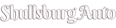 Shullsburg Auto Logo