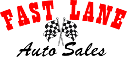 Fast Lane Auto Sales Logo