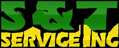 S & T Service Inc. Logo
