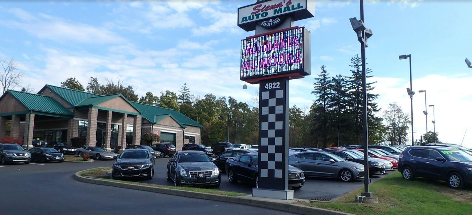 Frank Siena's Auto Sales Inc. in Hampton, NY