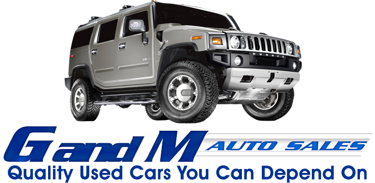 G and M Auto Sales Inc Logo
