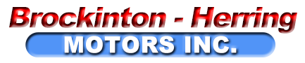 Brockinton - Herring Motors Inc. Logo