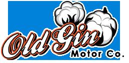 Old Gin Motor Company Logo